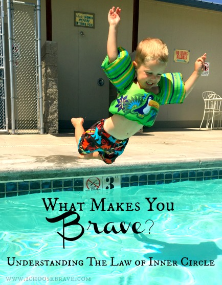 What Makes You Brave?  Understanding The Law Of The Inner Circle