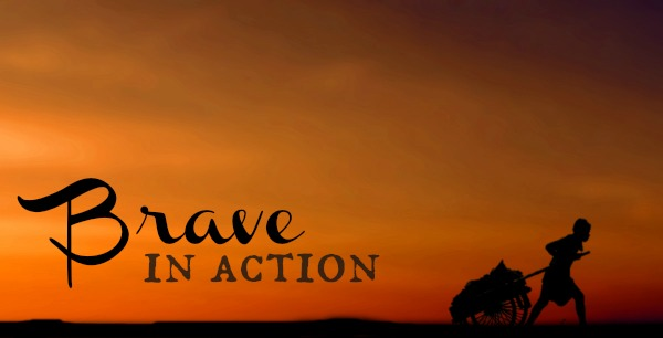 Brave in Action: What it Looks Like to Exercise Brave with a 10 year old