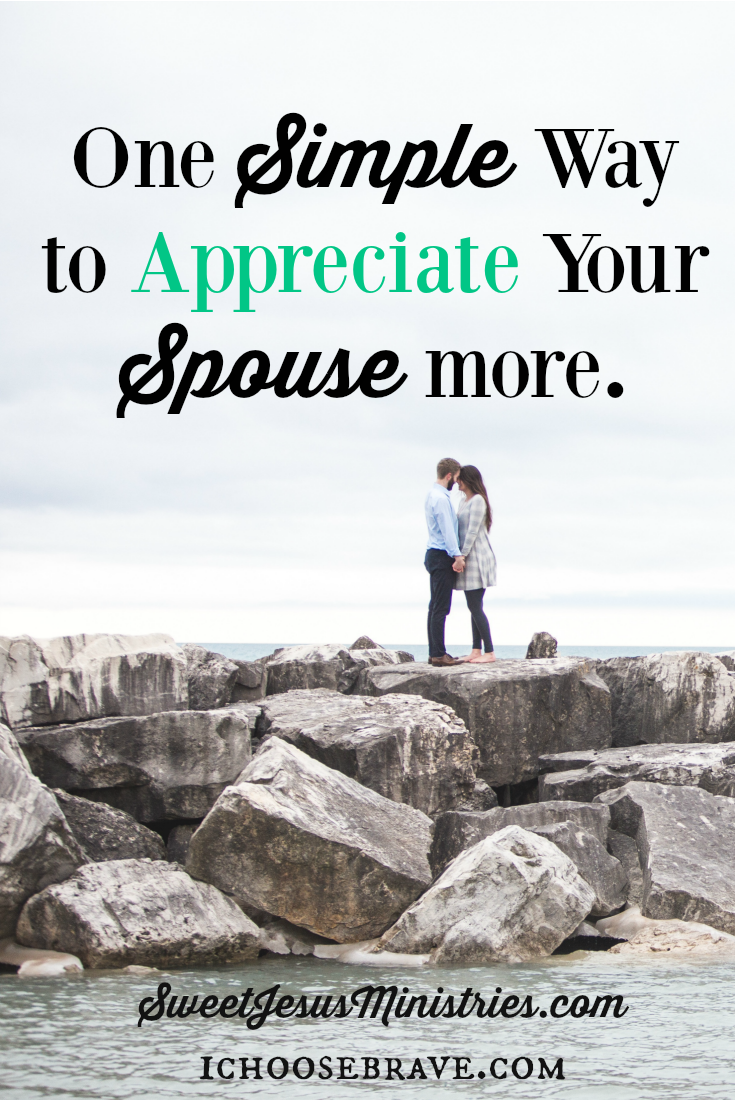One Simple Trick That Can Make a Huge Difference in Your Marriage