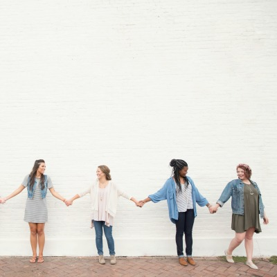 Brave Enough to Bare: Why we aren't bearing each other's burdens