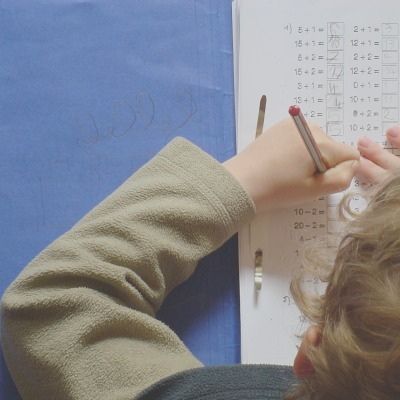 Math Tests and Motherhood:  Why Your Best is Enough