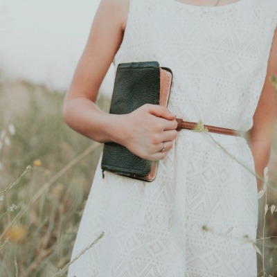 Get in the Word: Why & How to Read Your Bible